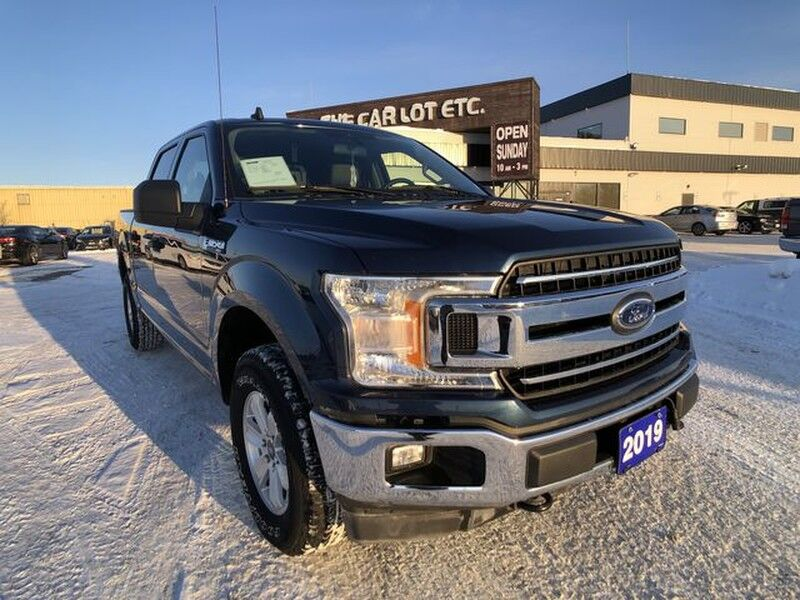 2019 Ford F-150 XLT 4x4 PREVIOUS DAILY RENTAL w/pwr drivers seat, large screen etc...