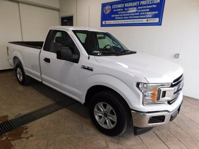 2019 Ford F-150 XLT 8 FT BOX REG CAB Listowel ON