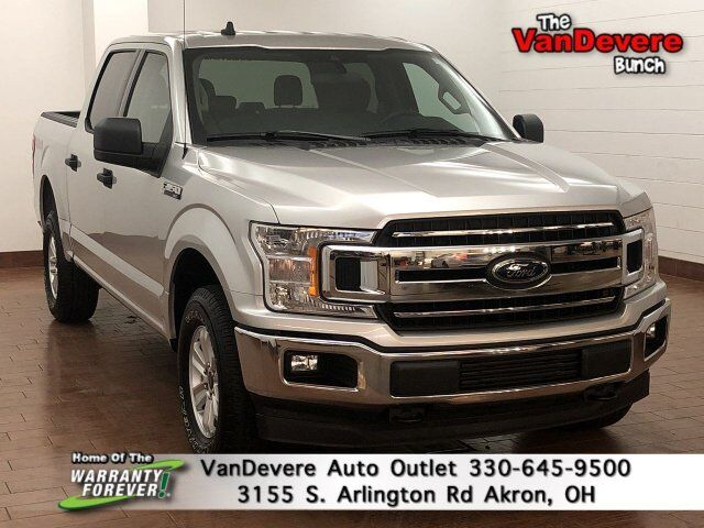 2019 Ford F-150 XLT Akron OH
