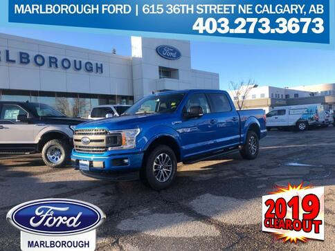 2019_Ford_F-150_XLT_ Calgary AB