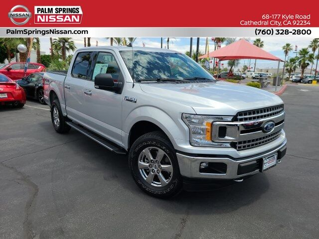 2019 Ford F-150 XLT Cathedral City CA