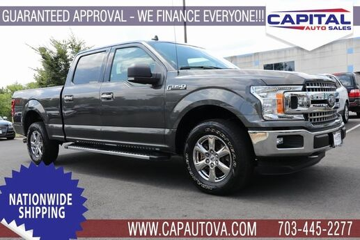 2019 Ford F-150 XLT Chantilly VA