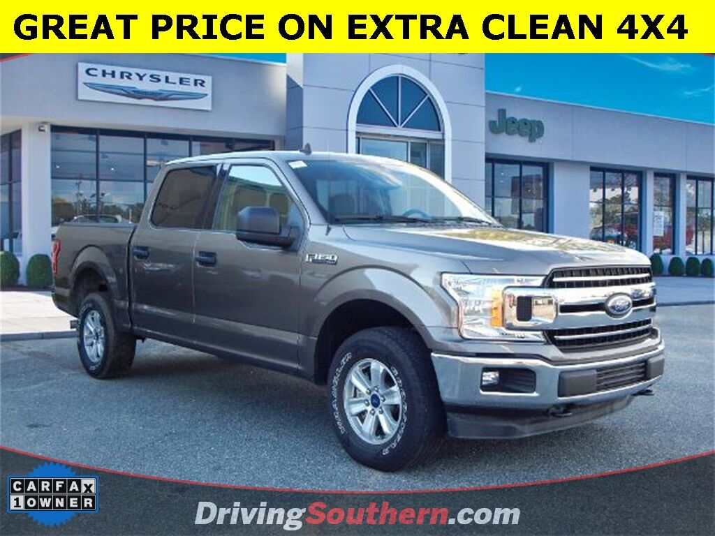 2019 Ford F-150 XLT Chesapeake VA