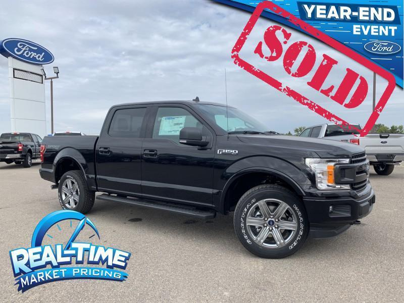 2019_Ford_F-150_XLT_ Claresholm AB