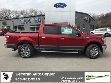 2019_Ford_F-150_XLT_ Decorah IA