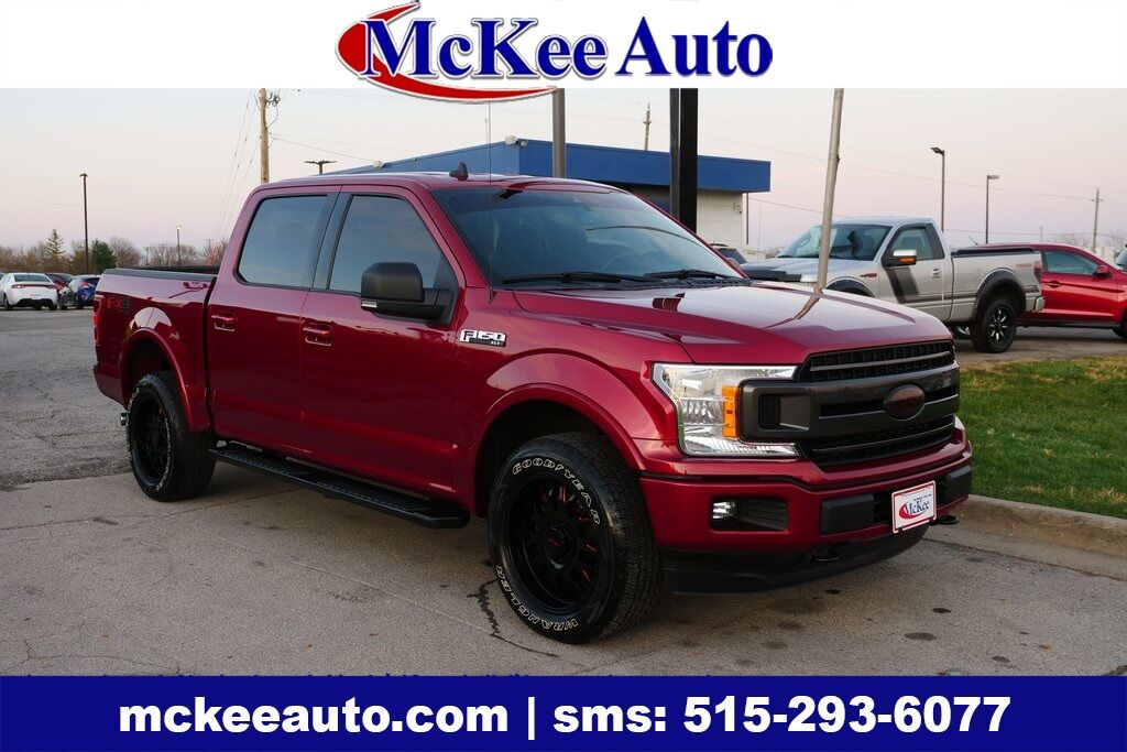 2019 Ford F-150 XLT Des Moines IA