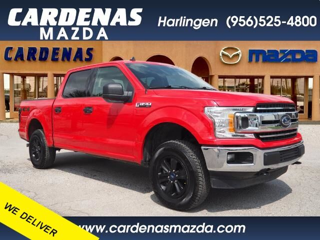 2019 Ford F-150 XLT Harlingen TX