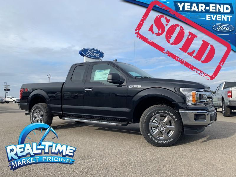 2019_Ford_F-150_XLT_ High River AB