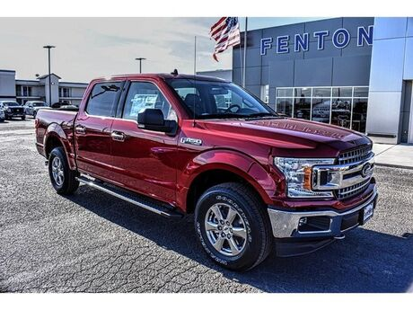2019 Ford F-150 XLT Pampa TX