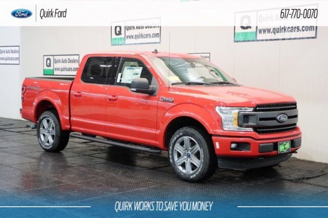 2019 Ford F-150 XLT Quincy MA