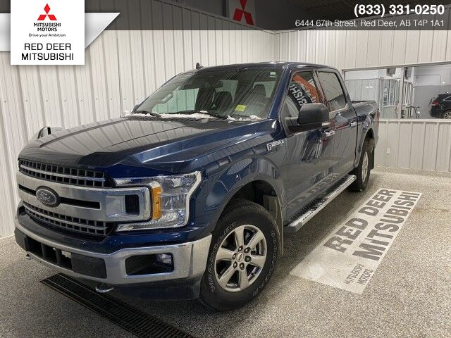 2019 Ford F-150 XLT Red Deer County AB