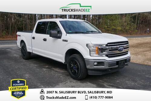 2019_Ford_F-150_XLT_ Salisbury MD