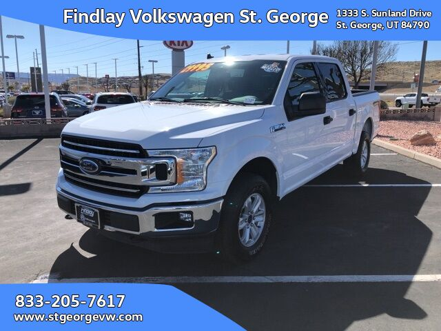 2019 Ford F-150 XLT St. George UT