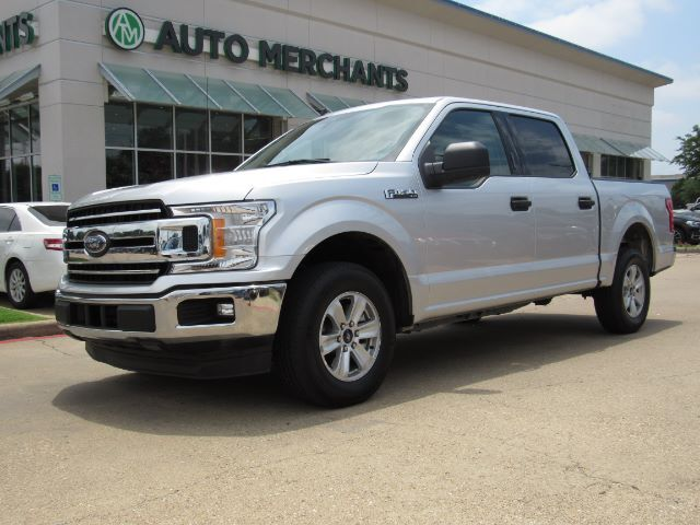 2019 Ford F-150 XLT SuperCrew 5.5-ft. Bed 2WD CLOTH SEATS, BLUETOOTH CONNECTIVITY, APPLE CARPLAY, BACKUP CAMERA Plano TX