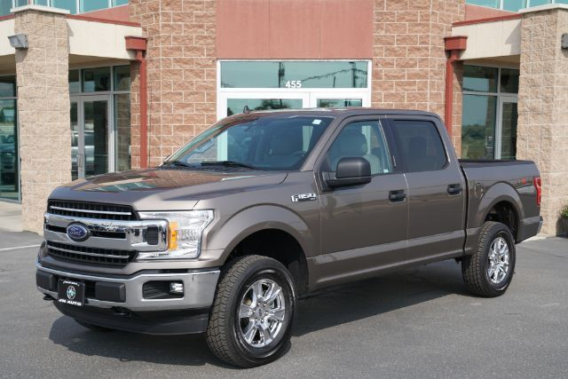 2019 Ford F-150 XLT SuperCrew 6.5-ft. Bed 4WD Huntington UT
