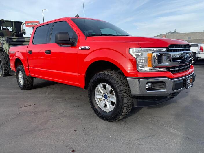 2019 Ford F-150 XLT West Valley City UT