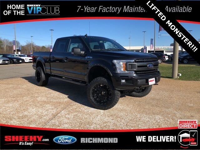 2019 Ford F-150 XLT 4D SuperCrew Richmond VA