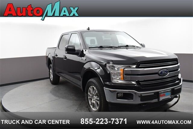 2019 Ford F-150 lariat 4WD Farmington NM