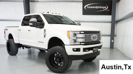 2019 Ford F-250 Platinum Dallas TX
