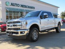 2019_Ford_F-250 SD_Lariat Crew Cab 4WD*BACK UP CAMERA,BLUETOOTH ,HEATED&COOLED FRONT SEATS,NAVIGATION,PREMIUM SOUND!_ Plano TX