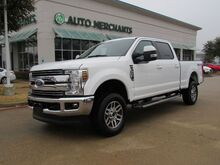 2019_Ford_F-250 SD_Lariat Crew Cab 4WD*WIFI HOTSPOT,BACKUP CAM,BLUETOOTH,NAVIGATION,PARKING AID,UNDER FACTORY WARRANTY!_ Plano TX