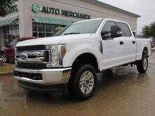 2019_Ford_F-250 SD_XLT Crew Cab 4WD*TOWING PKG,BLUETOOTH CONNECT,BACKUP CAM,,UNDER FACTORY WARRANTY!_ Plano TX