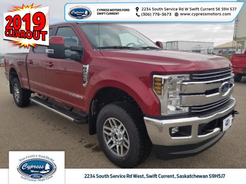 2019 Ford F-250 Super Duty Lariat Swift Current SK
