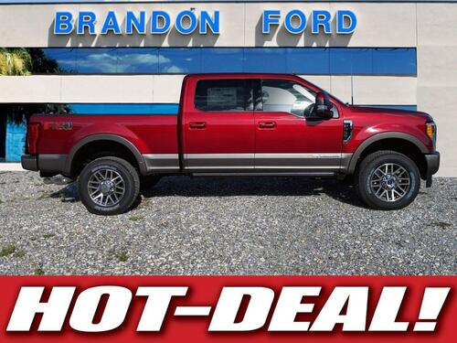 2019 Ford F-250 Super Duty SRW King Ranch Tampa FL