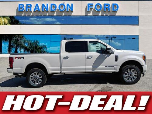 2019 Ford F-250 Super Duty SRW Limited Tampa FL