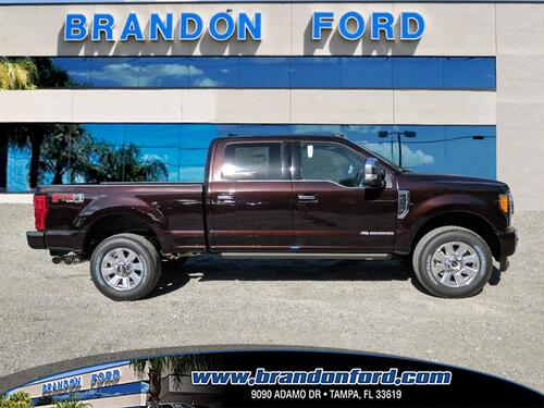 2019 Ford F-250 Super Duty SRW Platinum Tampa FL