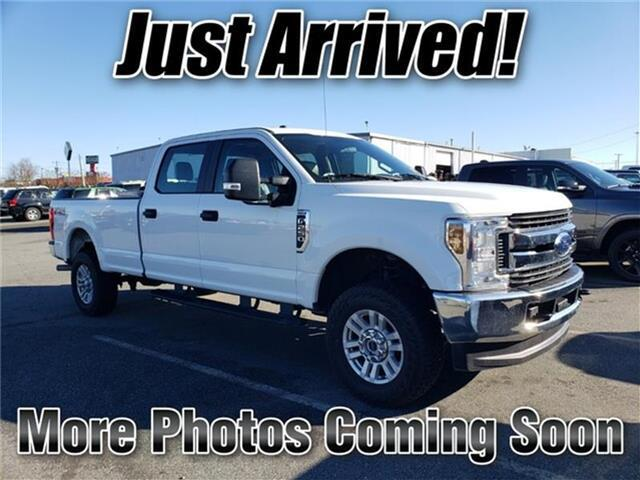 2019 Ford F-250 XL 4x4 SD Crew Cab 8 ft. box 176 in. WB SRW Burlington NC