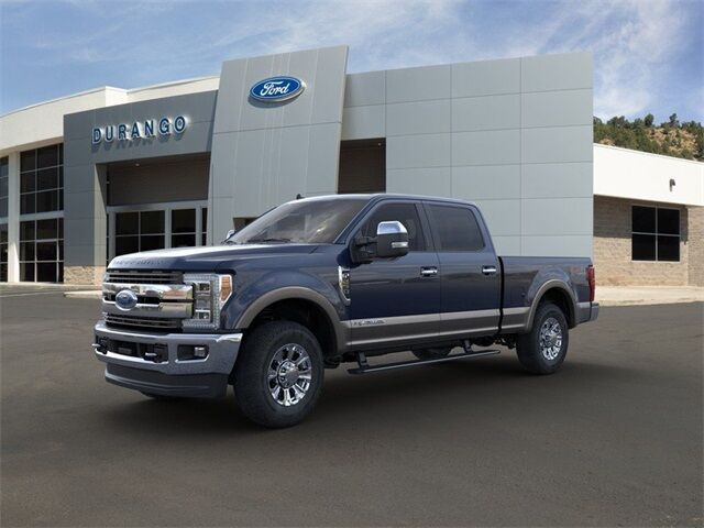 2019 Ford F-250SD King Ranch Durango CO