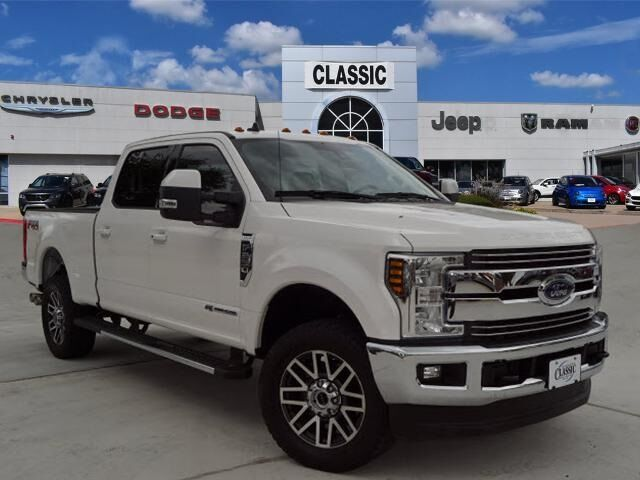 2019 Ford F-250SD Lariat Arlington TX