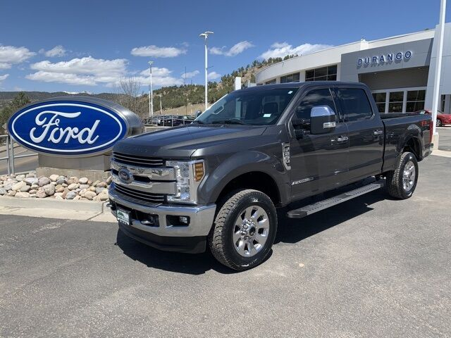 2019 Ford F-250SD Lariat Durango CO