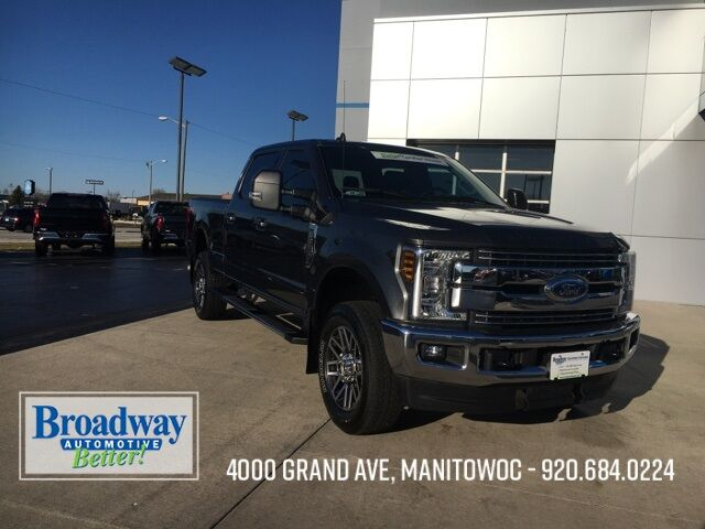 2019 Ford F-250SD Lariat Manitowoc WI