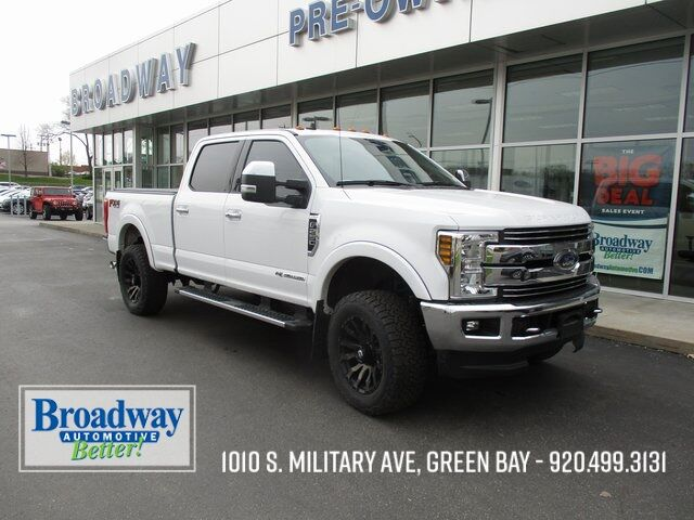 2019 Ford F-250SD Lariat Green Bay WI
