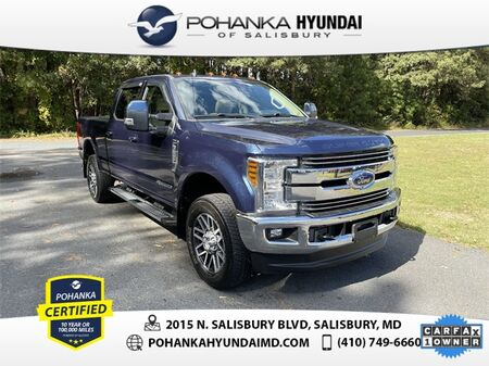 2019_Ford_F-250SD_Lariat **ONE OWNER**_ Salisbury MD