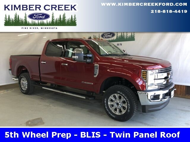2019 Ford F-250SD Lariat Pine River MN