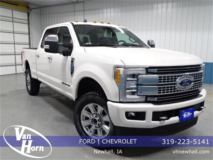 2019 Ford F-250SD Platinum Plymouth WI