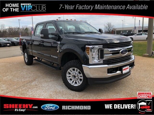 2019 Ford F-250SD XL Richmond VA