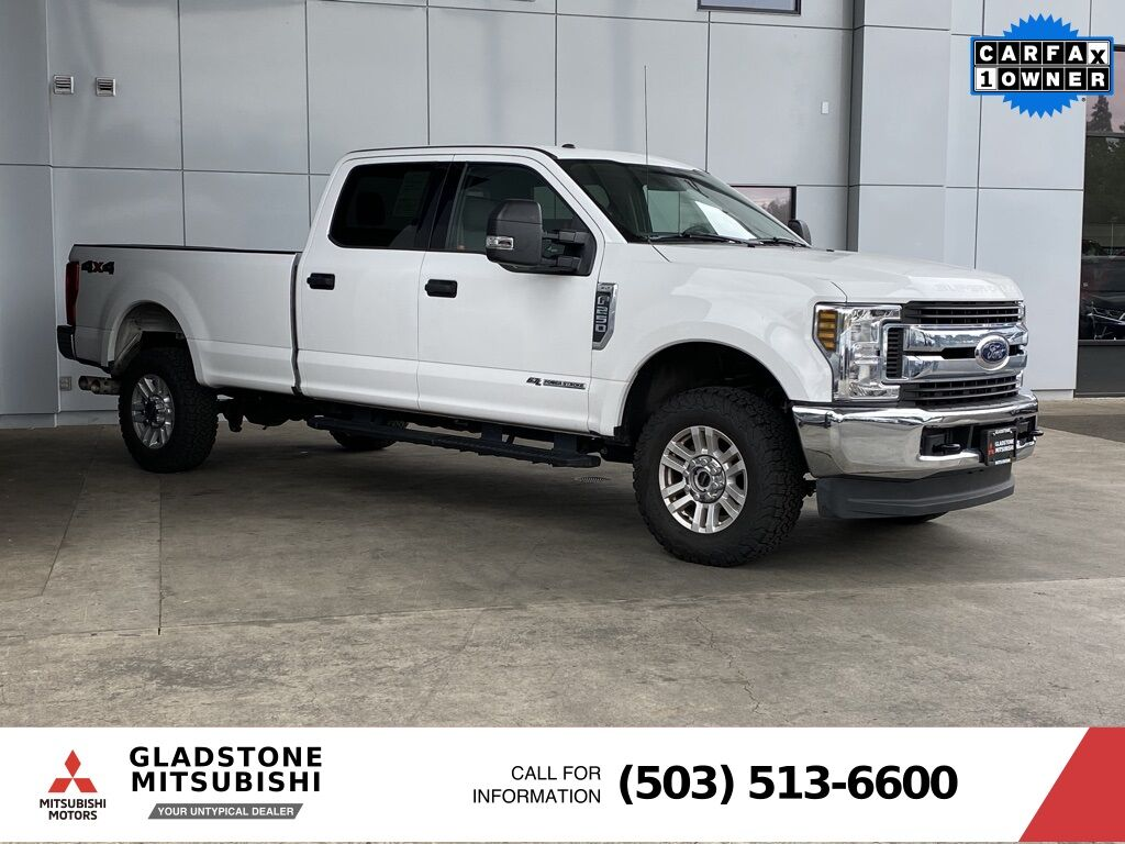2019 Ford F-250SD XLT Milwaukie OR
