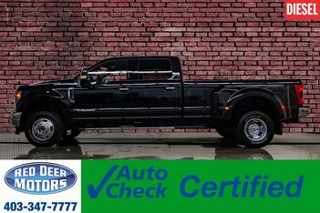 2019_Ford_F-350_4x4 Crew Cab XLT Dually Diesel BCam_ Red Deer AB