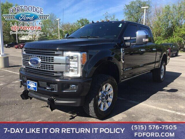 2019 Ford F-350 Platinum Fort Dodge IA