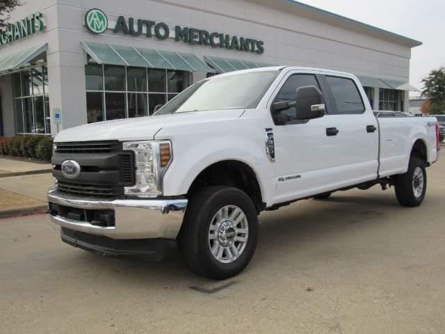 2019 Ford F-350 SD XL Crew Cab Long Bed 4WD Plano TX