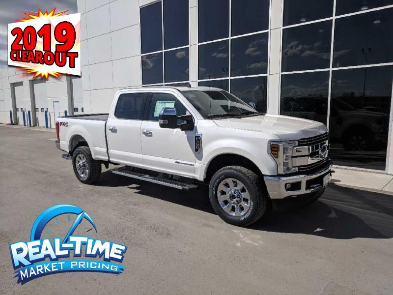 2019_Ford_F-350 Super Duty_Lariat_ High River AB