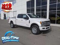 Ford F-350 Super Duty Platinum 2019