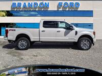 Ford F-350 Super Duty SRW Platinum 2019