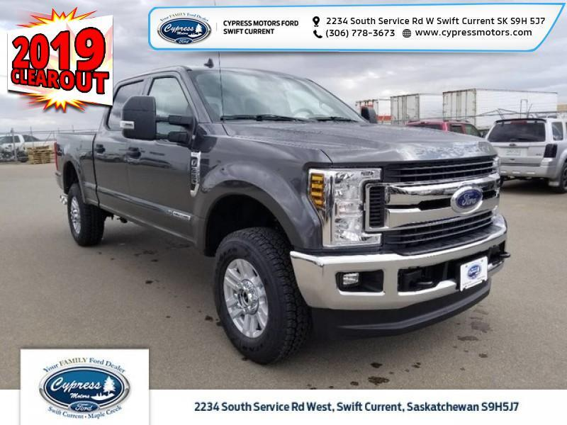 2019 Ford F-350 Super Duty XLT  - Remote Start Swift Current SK