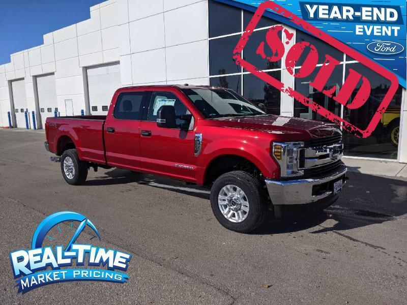 2019_Ford_F-350 Super Duty_XLT_ Claresholm AB
