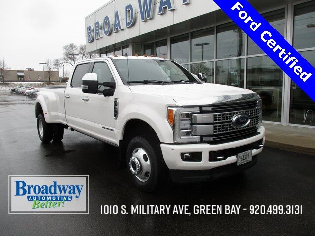 2019 Ford F-350SD Platinum Green Bay WI